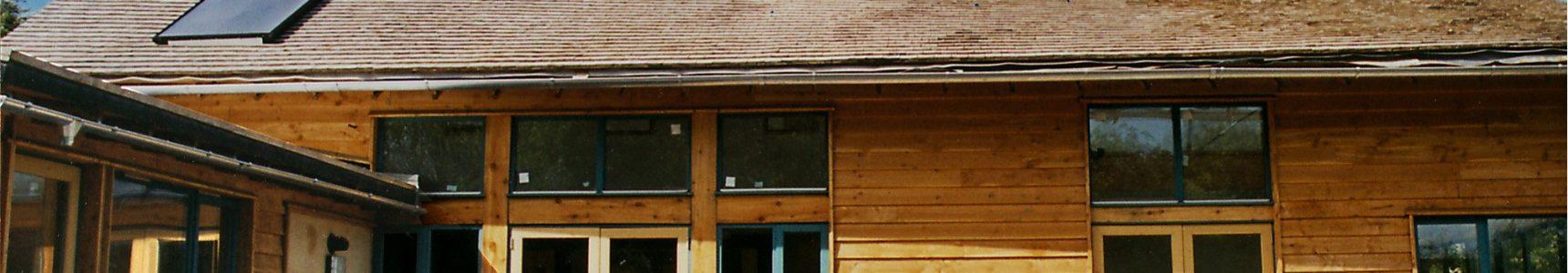 Sutton Courtenay Environmental Education Centre Simmonds